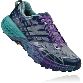 Hoka One One Speedgoat 2 Naiset Juoksukengät , violetti/petrooli